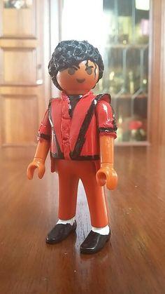 Michael Jackson en Thriller Facebook/Jack Clirk Project jack.clirk@gmail.com