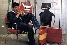 O @masp_oficial em SP prepara para 2018 uma exposição dedicada à obra do grafiteiro americano Jean-Michel Basquiat (1960-1988). Um dos maiores nomes do movimento Basquiat ficou conhecido por espalhar mensagens enigmáticas por Nova York no fim dos anos 1970. A mostra terá cerca de 40 obras entre pinturas e desenhos. #Basquiat #masp  via MARIE CLAIRE BRASIL MAGAZINE OFFICIAL INSTAGRAM - Celebrity  Fashion  Haute Couture  Advertising  Culture  Beauty  Editorial Photography  Magazine Covers…