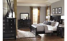 Greensburg Panel Bedroom Set
