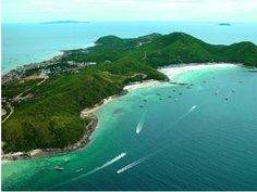 Koh Larn (Coral Island) Pattaya, Thailand.