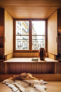 A.P.C. の創設者 Jean Touitou が暮らす洗練されたパリの自宅