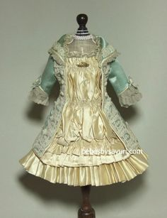 1-022 #Sayuri #Bru #doll #BruJne #bebe #BruDoll #antique