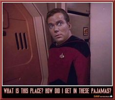 Problem is, do you blame?  Scotty, or Chief O'Brian? Either way, heads will roll.lol.
