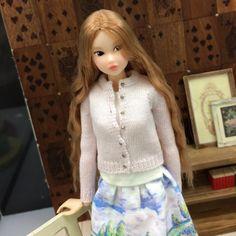 ほりぃ(チームじゅくじょ) :わたし的にはこの服はこのひとに一番似合うと思うんです!!!
