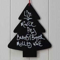 Merry Christmas-Δέντρο Μαυροπίνακας