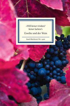 Literatur Vorschlag Goethe und der Wein