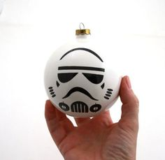 Diy star wars christmas ornaments