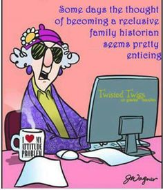 likes · talking about this. Funny Maxine quotes and sayings from Hallmark. Share her humor and irreverence with your friends. Monday Humor, Monday Quotes, My Stock Portfolio, Black Friday Funny, Blue Friday, Best Cyber Monday Deals, Genealogy Humor, Genealogy Forms, Genealogy Search