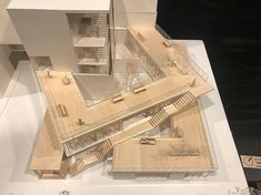 inal project by rand hamdallah Education Architecture, Green Architecture, Architecture Student, Concept Architecture, Architecture Design, Computer Architecture, University Architecture, Architecture Models, Public Library Design
