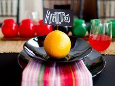 Original_Camille-Styles #Kwanzaa_table setting    Kwanzaa: In Swahili #Amira #First_Fruits