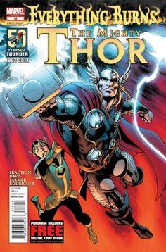 Thor by Alan David