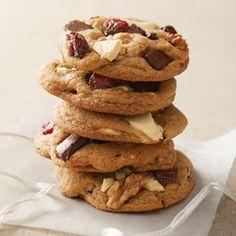 Cranberry Chocolate Chunk Cookies Recipe - Good Housekeeping