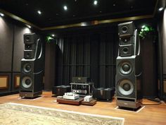 Happy Wilson Audio Alexandria X2 Owner in Bangkok! Thank you for sharing with us! - Debby #hiendaudio #happywilsonowner #alexandria