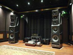 Happy Wilson Audio Alexandria X2 Owner in Bangkok! Thank you for sharing with us! - Debby #hiendaudio #happywilsonowner #alexandria