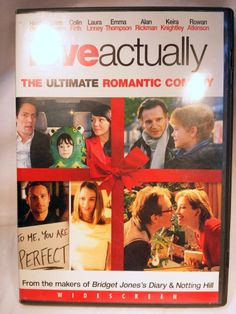 Love Actually Hugh Grant Liam Neeson Colin Firth Emma Thompson Laura Linney