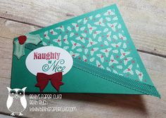 Beth's Paper Cuts: Naughty or Nice