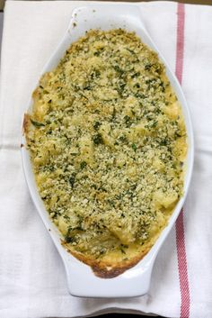 Cauliflower Gratin