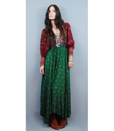 Kuchi Pachtun dress-Afghanistan