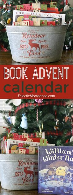 Christmas DIY : Use these bookmark templates to create your own Book Advent Calendar. A fun way to countdown to Christmas with winter and holiday themed books. Christmas Hanukkah, Christmas Books, Christmas Love, Christmas Countdown, Christmas Projects, All Things Christmas, Christmas Holidays, Christmas Decorations, Christmas Ideas