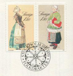sweden post stamp