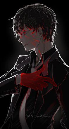 Character: Sasaki Haise Manga: Tokyo Ghoul : Re Author: Ishida Sui
