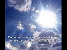 ▶ Opwekking 709 - De hemel vertelt - YouTube