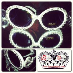 SINGLES WHITE STYLE:only $90, Summer special 20% off + free shipping. Special for summer white parties. Ching2Bling at: www.queensbling.com #eyeglasses #women #rhinestone #travel #famous #bling #sunglasses #queensbling #California #kidsfashions #designersunglasses #special #Motown #swag #unique #Detroit #suneyewear #fashion #boutique #shades #eyewear #new #rhinestonesunglasses #blingsunglasses #designereyewear #diamonds #glitter #new #style #ice #celebrities - @Queen BLING- #webstagram