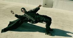 Heres what The Matrix would look like without any special effects #Latest Tech Trends Mashable