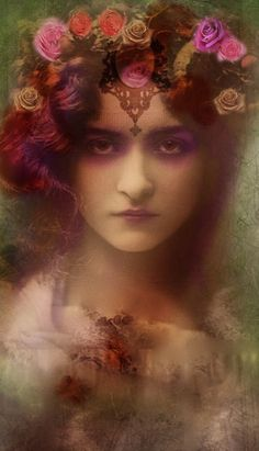Violets and Emeralds by *Bohemiart on deviantART