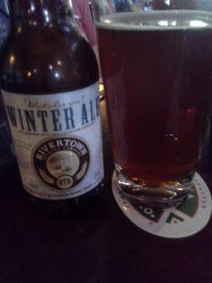 Rivertown Winter Ale, Great beer!!!