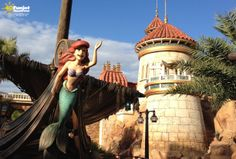 New Fantasyland at Walt Disney World® | Places You Should Go in 2014 from Funjet Vacations #Disney #Florida #vacation