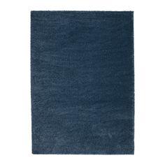 ÅDUM Koberec, vysoký vlas IKEA Hustý, plstený vlas tlmí zvuky a poskytuje jemný povrch na chodenie.