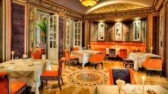 Sat 19:Le Pressoir d'Argent Restaurant. Bordeaux where we have our 2 hour cooking lesson