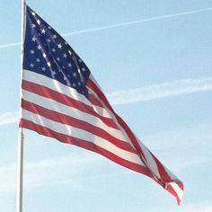Those who fly, defend and pledge allegiance to the American Flag