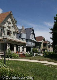 Historic Old West End, the best neighborhood in Toledo