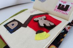 Playing House: Momma made...Quiet Book