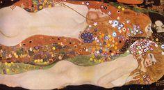 Emma Gallais-Pradal G1 art : Sucsesful pieces (GUSTAV KLIMT)