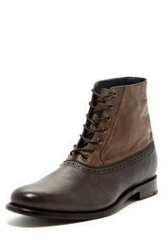 Newcastle Lace-Up Boot