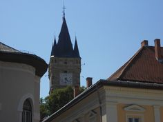 Photo from Baia Mare: Steven's Tower, taken at 15 Aug 2011 by Norbert Arpad Kolozsvari Close To Home, Weather Forecast, Romania, Tower, Europe, Spaces, Travel, Rook, Viajes