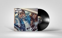 "Michael Canitrot cover design / single ""Right on me"""
