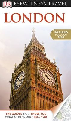 DK Eyewitness Travel Guide: London « Library User Group