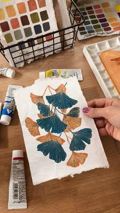 Art Drawings Sketches Simple, Drawing Pics, Dark Drawings, Watercolour Techniques, Watercolor Tutorials, Painting Techniques, Gouche Painting, Art Deco Illustration, Art N Craft