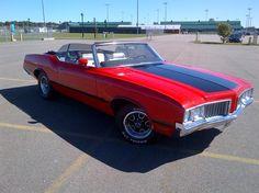 1970 Cutlass. Such a dreamy classic car!