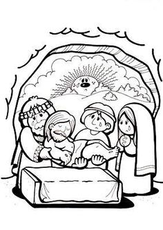 Jesus Crafts, Bible Story Crafts, Sunday School Projects, Religion Catolica, Easter Story, Bible Coloring Pages, Catholic Kids, Religious Education, Church Crafts