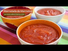 Receita de Marmelada de Marmelos - YouTube
