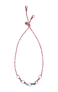 Venessa Arizaga Mademoiselle Coconut Necklace by Venessa Arizaga for Preorder on Moda Operandi