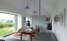 Inside a Scottish home renovated by Simon and Angie Lewin