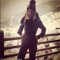 Ski look