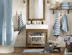 31 Best Preppy Bathroom Images On Pinterest