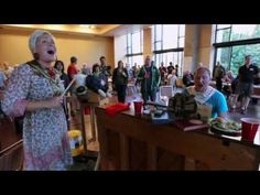 Gregg Brekke did this great video about Beer and Hymns at First Christian Church.